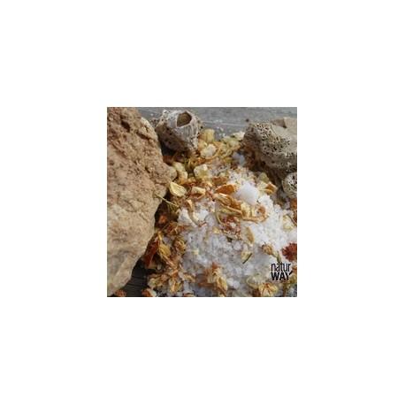 Jasmínový déšť - Solná koupel