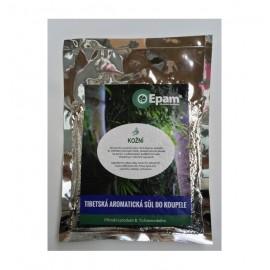KOŽNÍ - aromatická sůl do koupele Epam 250g