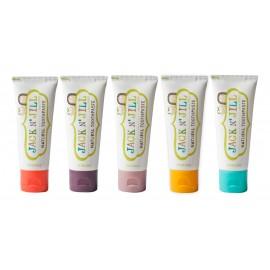 Zubní pasta pro děti jahoda