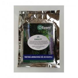EUKALYPT - aromatická sůl do koupele Epam 250g