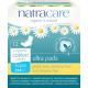 Natracare - organic ultra super s křidélky 12 ks